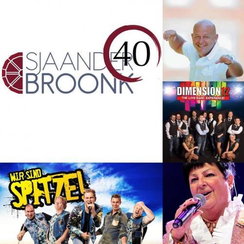 SB 2017  -   40 jaar Sjaander Broonk