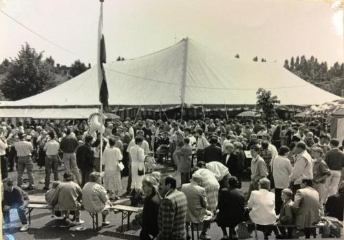 SB 1987  -   10 jaar Sjaander Broonk
