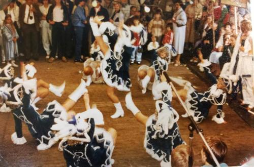 Dansgroep Brooker Meidskes