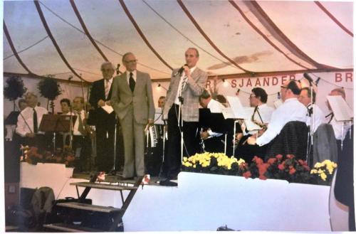 Musette-orkest van Jean Lahey