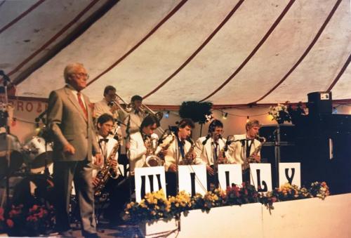 Orkest  van Willy Schobben